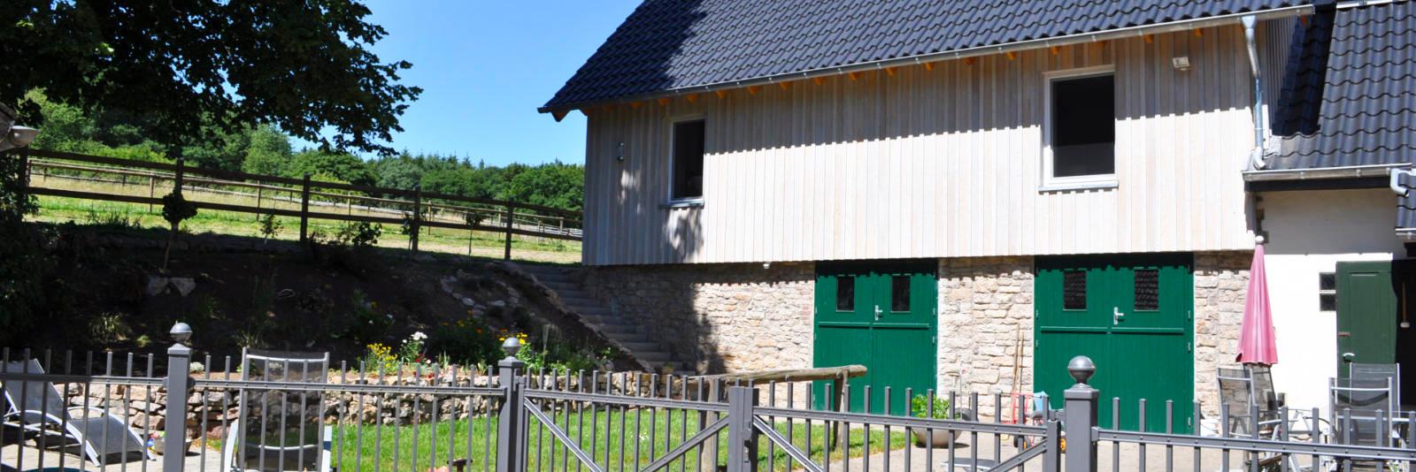 Seminarhaus LichtRaum in der Eifel